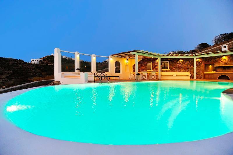 Villa Philodemus - Image 1 - Ornos - rentals