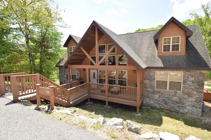 Stonebridge Lodge - 4 Bedroom - Image 1 - Reeds Spring - rentals