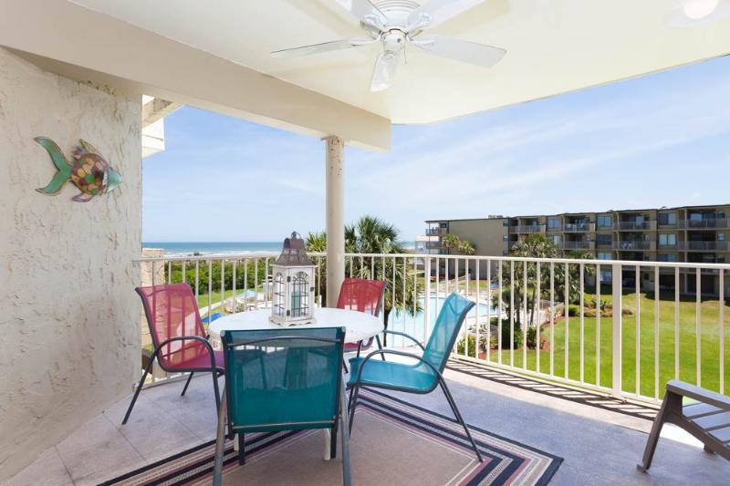 Colony Reef 2307, 3 Bedrooms, 3rd floor, Indoor Pool, Elevator, Sleeps 8 - Image 1 - Saint Augustine - rentals