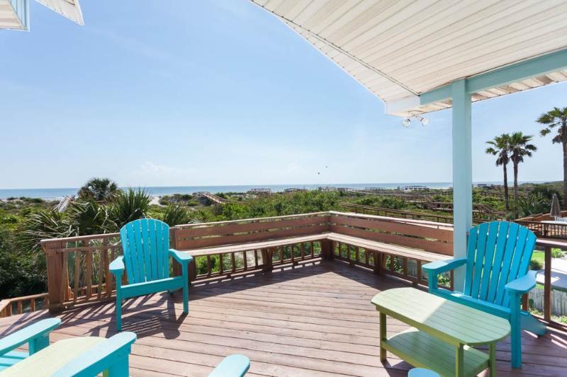 Rising Sun, 4 Bedrooms, Ocean Front, Wireless Internet, Sleeps 14 - Image 1 - Saint Augustine - rentals