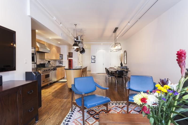 onefinestay - Ball Alley Loft private home - Image 1 - New York City - rentals