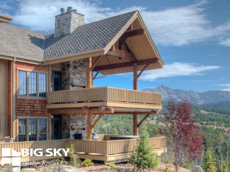 Big Sky Moonlight Basin | Cowboy Heaven Luxury Suite 7C - Image 1 - Gallatin Gateway - rentals
