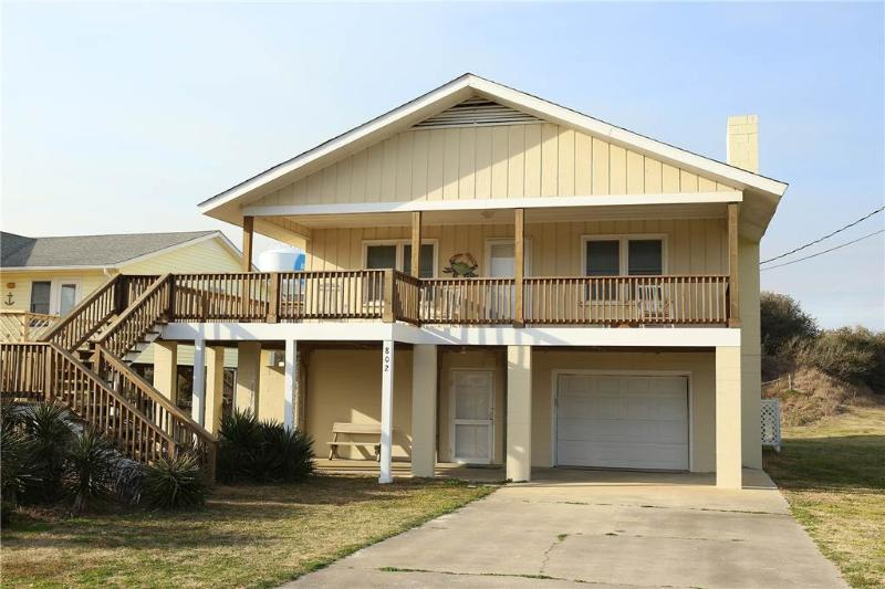 Tyndall Cottage - 802 Ocean Ridge - Image 1 - Atlantic Beach - rentals
