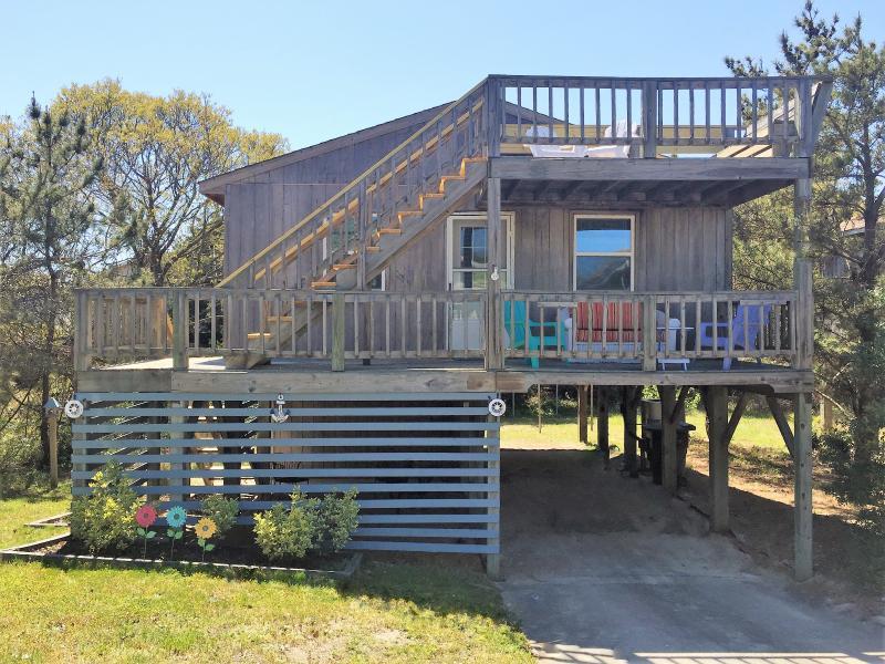 Captain's Cabin OBX! Soundside Heart of OBX - Image 1 - Kill Devil Hills - rentals