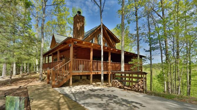 Balsam Mist Lodge - Image 1 - Sevierville - rentals
