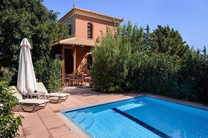 Villa Dahlia - Image 1 - Maleme - rentals