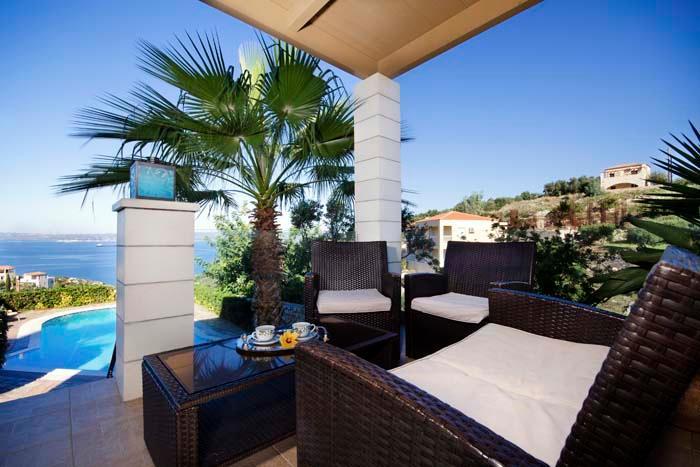 Villa Plaka - Image 1 - Almyrida - rentals