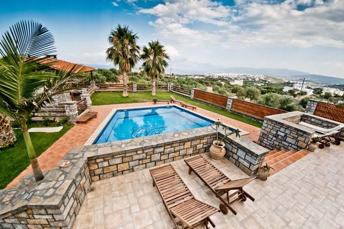 Villa Theano - Image 1 - Agios Nikolaos - rentals