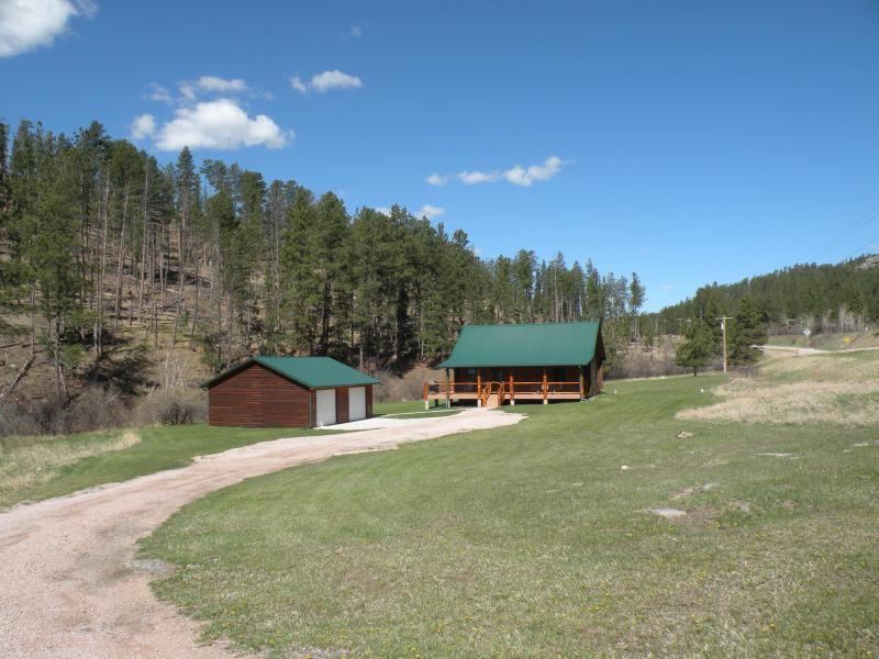 Newton Creek Cabin - Newton Creek Cabin - Hill City - rentals