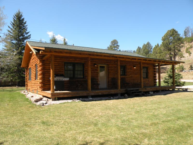 Tenderfoot Creek Cabin - Tenderfoot Creek Cabin - Custer - rentals