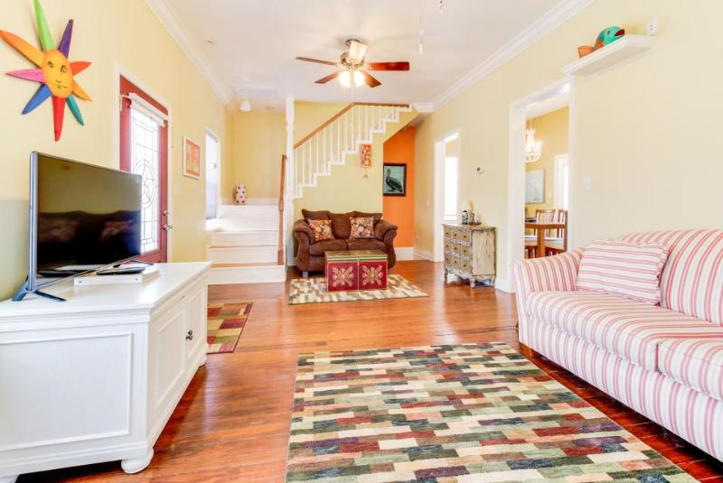 Charming home in Historical District. Close to the beach! - Image 1 - Galveston Island - rentals
