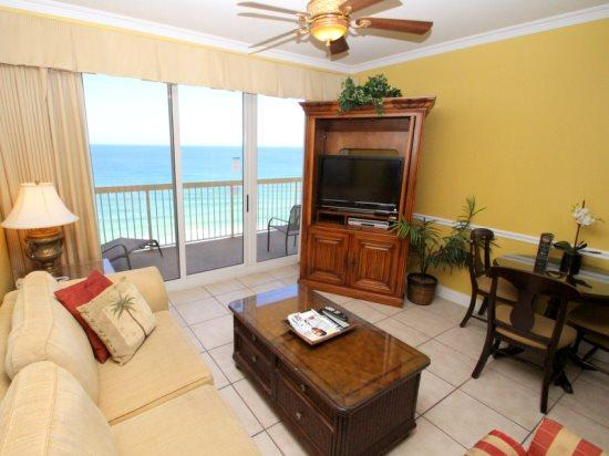 Call for Summer Specials! Calypso Resort unit 1105 East with Balcony Access from Master - FREE BEACH CHAIR SERVICE - Image 1 - Panama City Beach - rentals