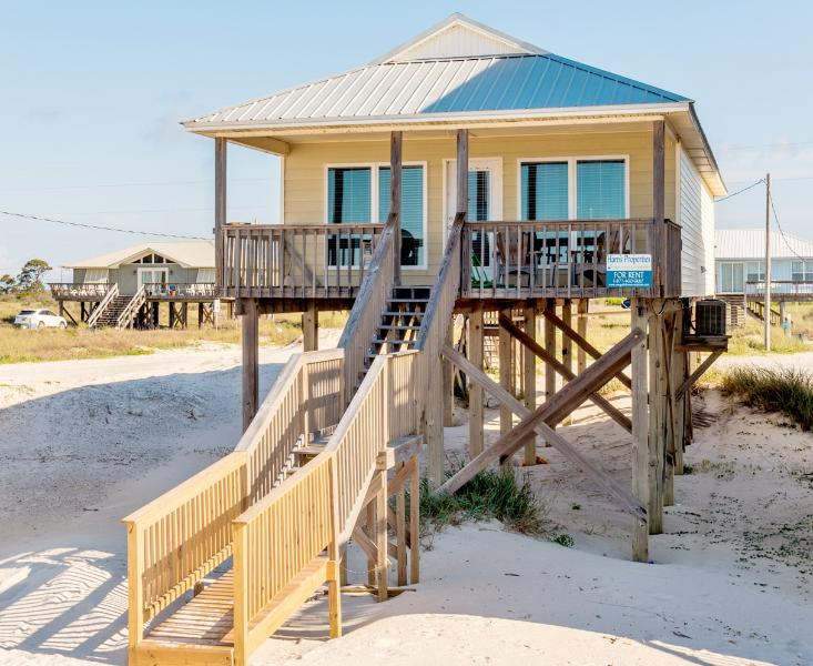 Fountain of Youth is Beach Front! - Fountain of Youth - Fort Morgan - rentals
