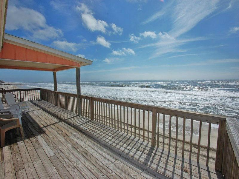 Enjoy Stunning Beach Front Views - That'll do - Fort Morgan - rentals