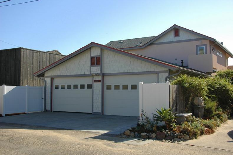 Front of Property - Sandy View - A Remarkable Oceanfront Home on California's Central Coast - Oceano - rentals