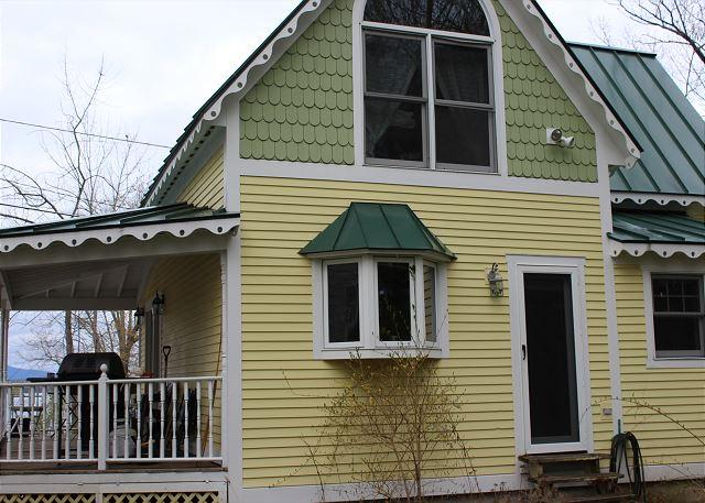 Walking Distance to Action of Weirs Beach (GAR30B) - Image 1 - Laconia - rentals