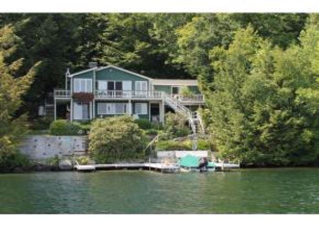 Observatory Point Lake Winnipesaukee Waterfront (XU26W) - Image 1 - Meredith - rentals