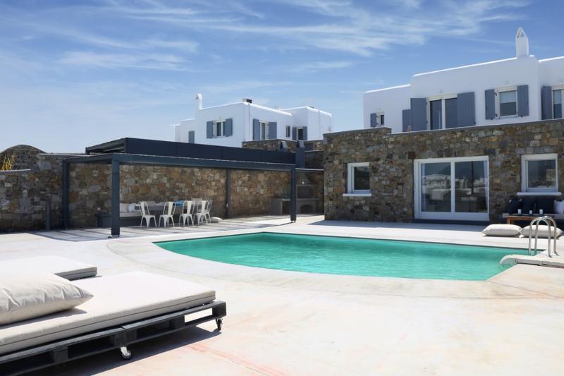 Villa Totsikas - Image 1 - Agios Ioannis - rentals