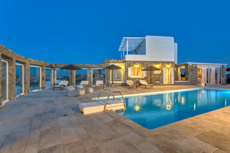 Villa Voglis - Image 1 - Ornos - rentals