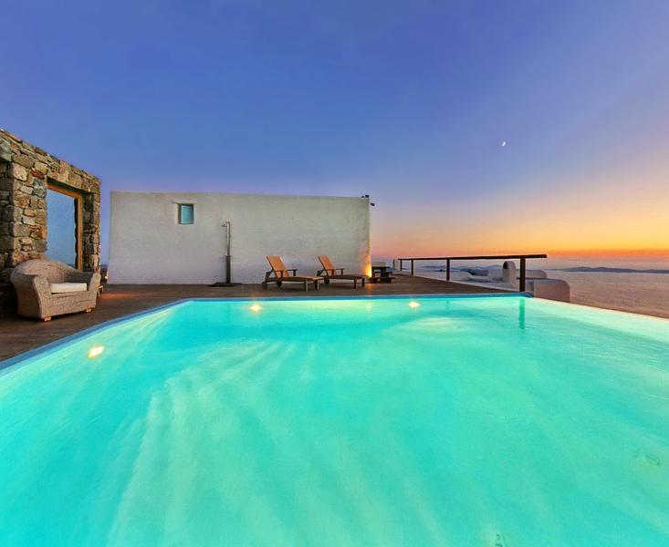 Villa Manos - Image 1 - Tourlos - rentals