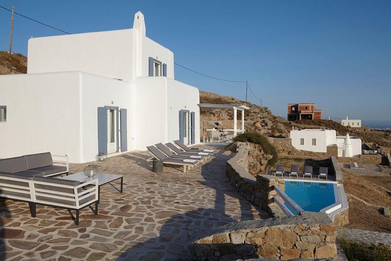 Villa Elia - Image 1 - Tourlos - rentals
