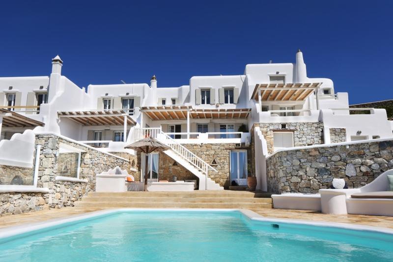 Villa Katrakis - Image 1 - Ornos - rentals