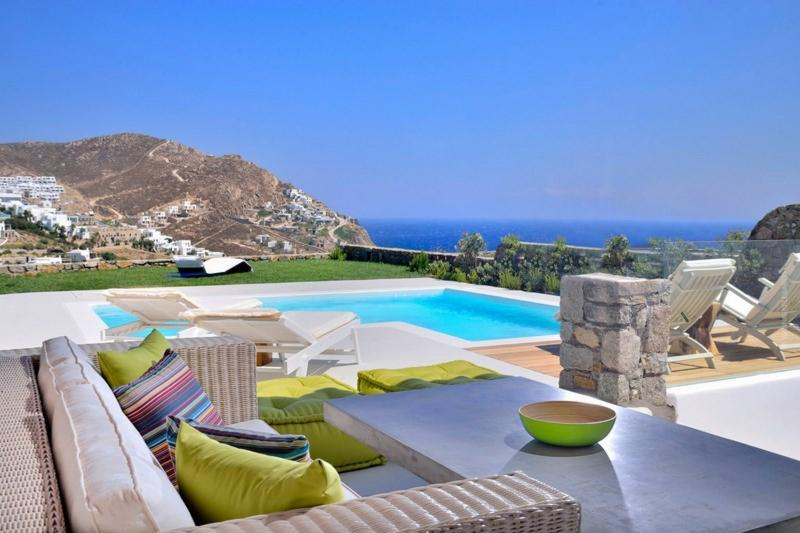 Villa Gavras - Image 1 - Elia Beach - rentals