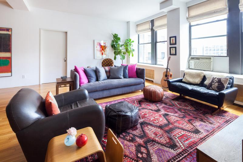 One Fine Stay - Greeley Loft apartment - Image 1 - New York City - rentals
