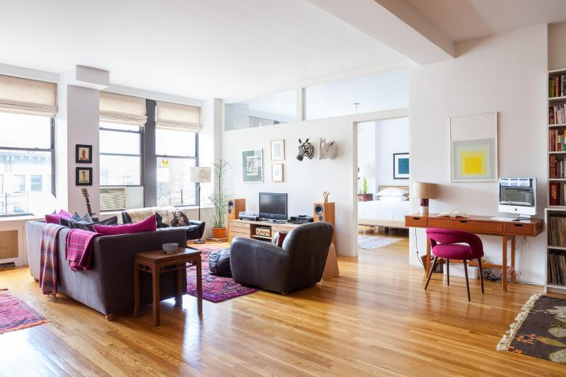 onefinestay - Greeley Loft private home - Image 1 - New York City - rentals