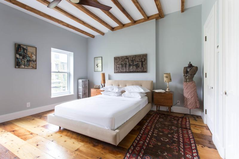 onefinestay - Vanderbilt Avenue Townhouse private home - Image 1 - New York City - rentals