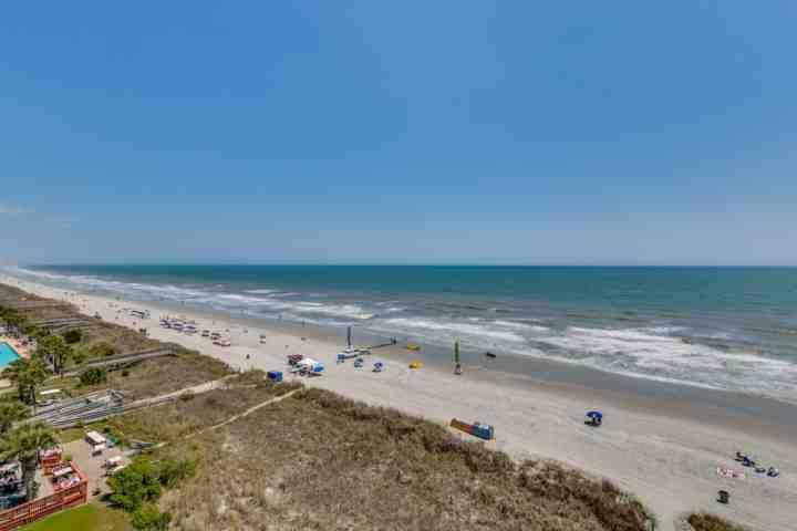 5TH FLOOR - LAST MINUTE DISCOUNT!!Oceanfront UPDATED Sanabel 2BR 2BA UNIT 507 Sleeps 5 - North Myrtle Beach - rentals