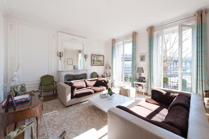 One Fine Stay - Avenue du Président Kennedy apartment - Image 1 - Paris - rentals