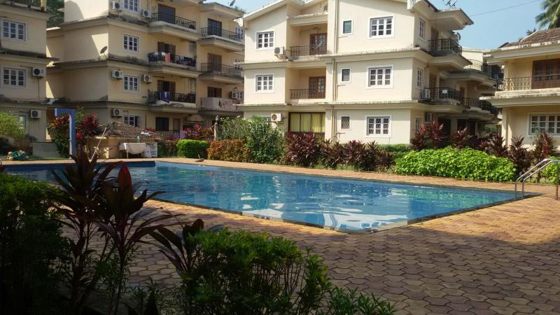 Spacious 2BHK Apartment at Calangute Goa - Vacation Rental 2 BHK Apartment (Air conditioned) - Bardez - rentals