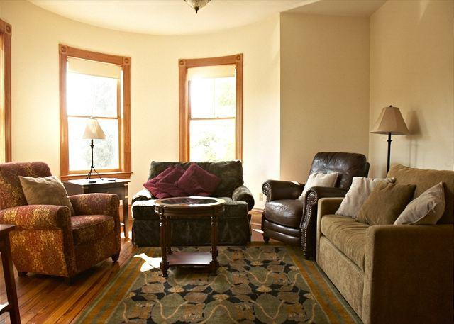 Living Room - Charming apartment in Central Boston close to all attractions and transport! - Boston - rentals