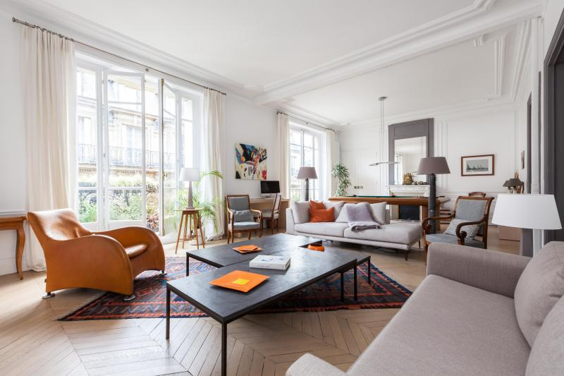 onefinestay - Rue de Courcelles private home - Image 1 - Levallois-Perret - rentals