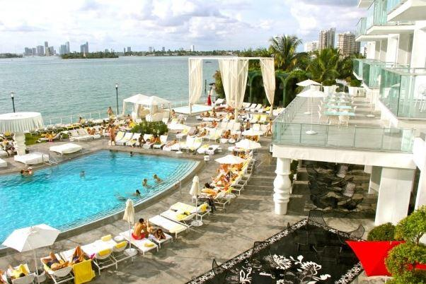 2BR Waterview Mondrian South Beach - Image 1 - Miami Beach - rentals
