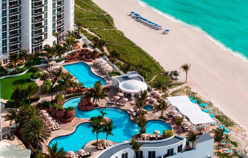 Ocean View,Luxury Suite-Trump Beach Resort $199/n - Image 1 - Sunny Isles Beach - rentals