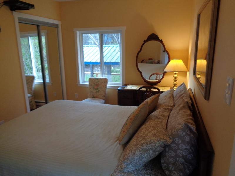 London room - London room in Fulford Dunderry Guest House - Salt Spring Island - rentals