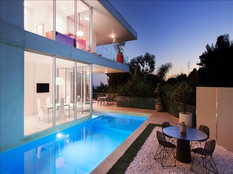 Hollywood Contemporary Villa - Image 1 - World - rentals