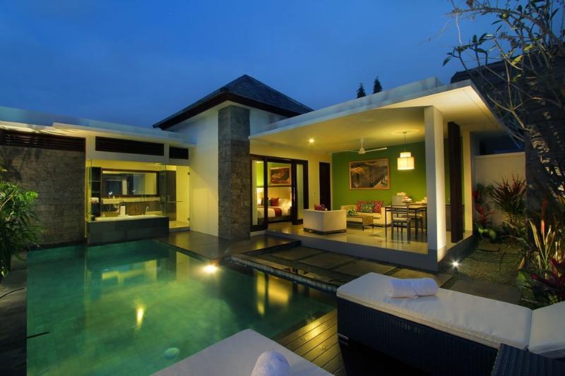 Royal Samaja, Luxury 1 BR Villas, Seminyak - Image 1 - Seminyak - rentals