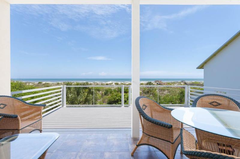 Beach Retreat, 5 Bedrooms, Ocean Front, WiFi, Sleeps 10 - Image 1 - Saint Augustine - rentals