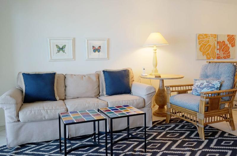 Enjoy Quiet Beachfront Living and All New Kitchen - Image 1 - Siesta Key - rentals