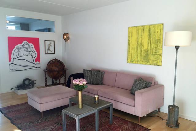Rued Langgaards Vej Apartment - Modern and stylish Copenhagen apartment near the Metro - Copenhagen - rentals