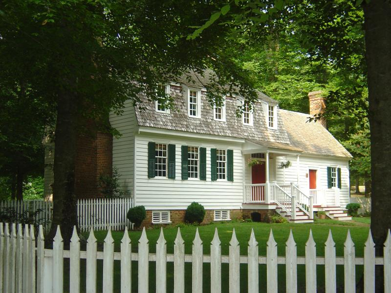 Lightwood House - 18th Century Plantation House on 100 Lovely Acres - Williamsburg - rentals