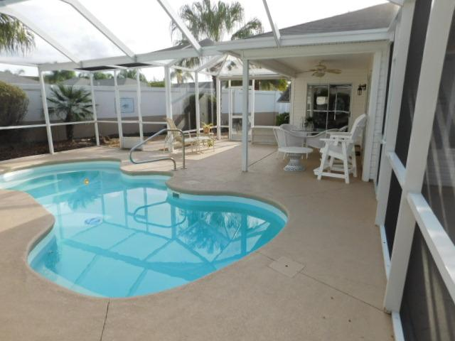 Beautiful pool home - Image 1 - The Villages - rentals