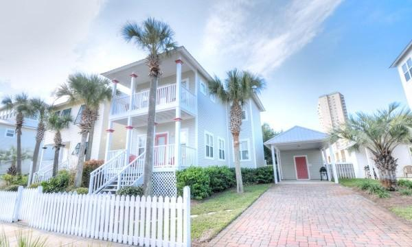 "Welcome to the ""Bird of Paradise""!! - Image 1 - Miramar Beach - rentals"