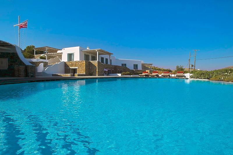 Villa Giorgos - Image 1 - Kalo Livadi - rentals