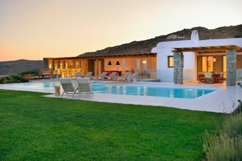 Villa Zeta - Image 1 - Elia Beach - rentals