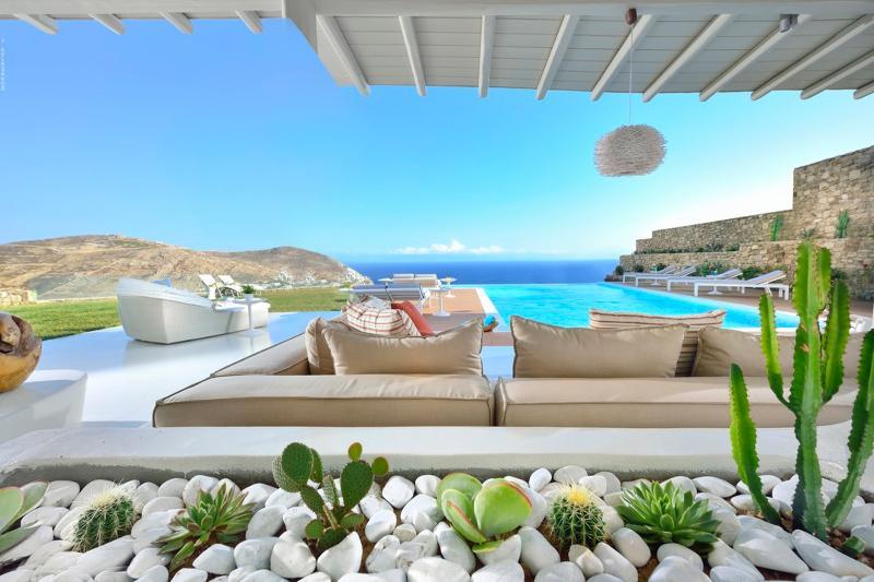 Villa Romeo - Image 1 - Elia Beach - rentals