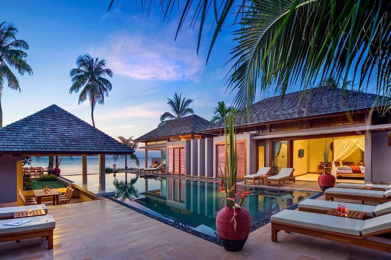 Samara Villa, Sleeps 17 - Image 1 - Chaweng Noi Beach - rentals